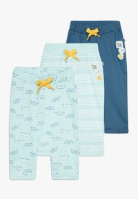 Jacky Baby - SAVE OUR SEAS 3 PACK - Trousers - mint - 0