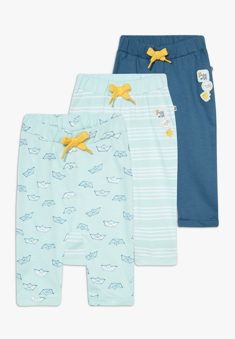 Jacky Baby - SAVE OUR SEAS 3 PACK - Trousers - mint