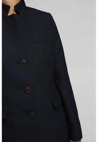 Esprit - Classic coat - navy - 3
