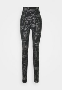 Nike Sportswear - TIGHT - Leggings - Trousers - black - 3