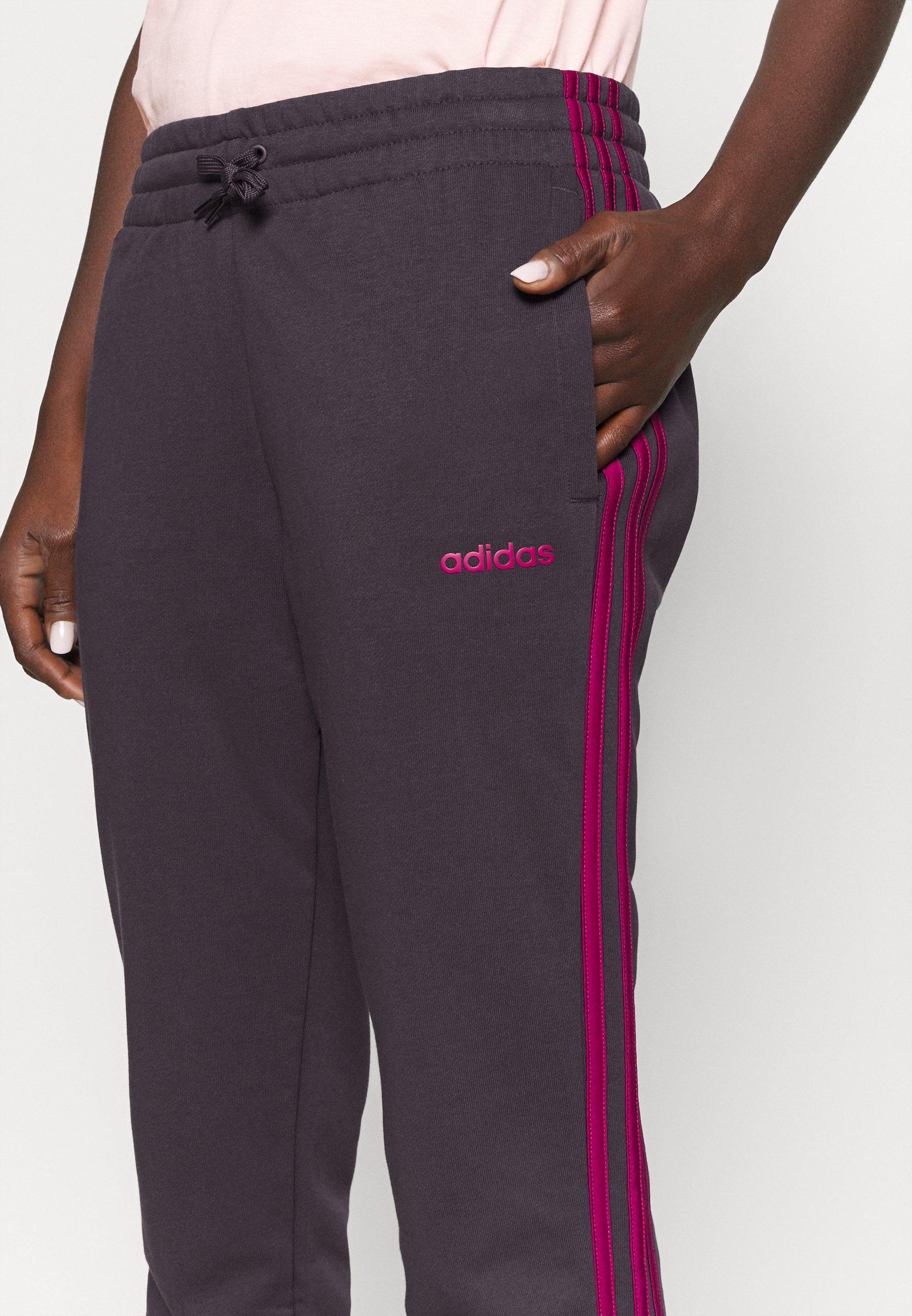 adidas Performance PANT - Tracksuit bottoms - purple 9SUpp