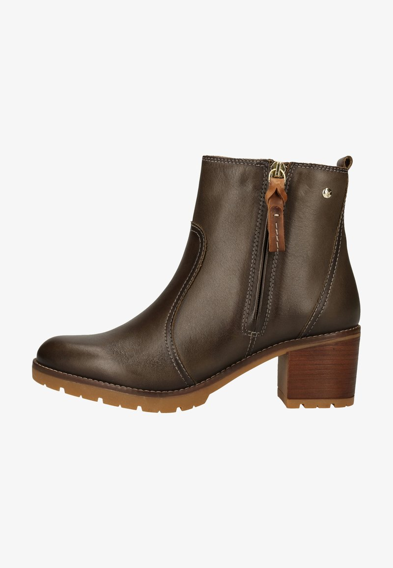 Pikolinos - Classic ankle boots - seamoss