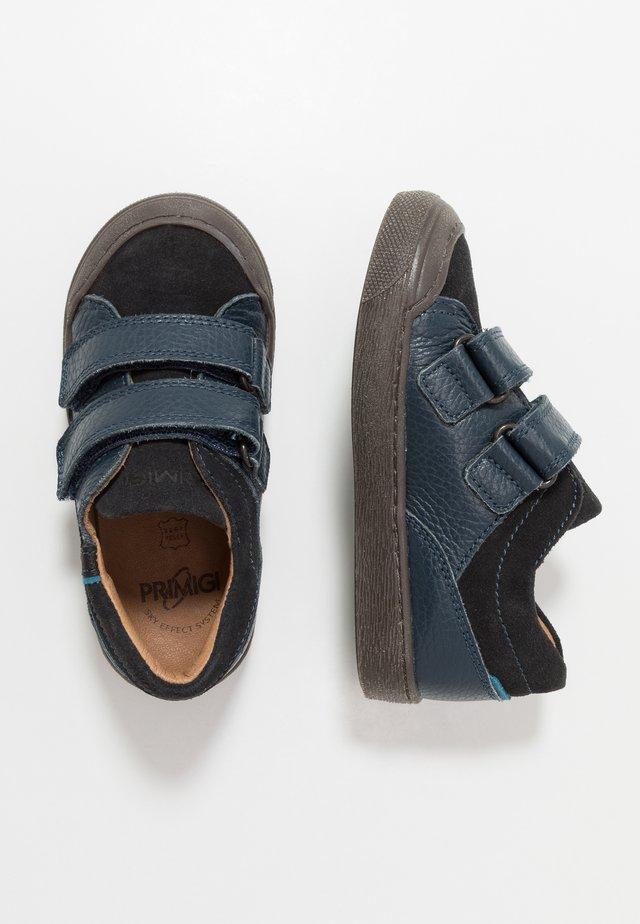 Sneakers laag - blu/notte