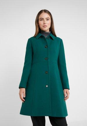 Zimní kabát - academic green