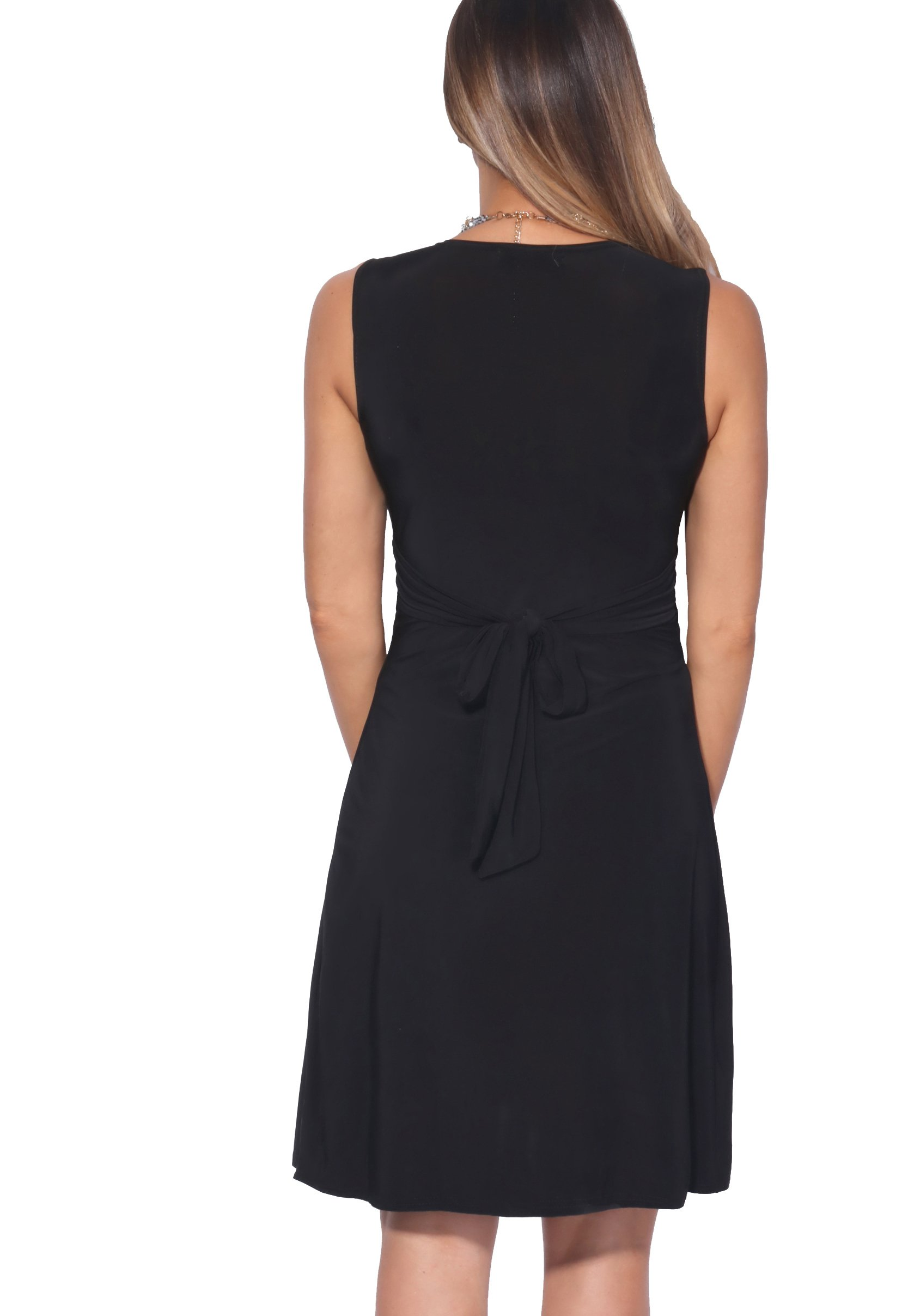 Women KNOT FRONT SELF - Cocktail dress / Party dress