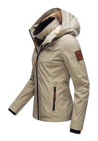 Marikoo - Light jacket - stone grey - 1