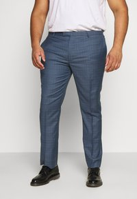 Twisted Tailor - SOTHERBY SUIT PLUS - Completo - blue - 4