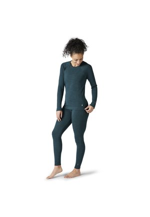 MIDWEIGHT 250 BASELAYER CREW - Long sleeved top - twilight blue heather