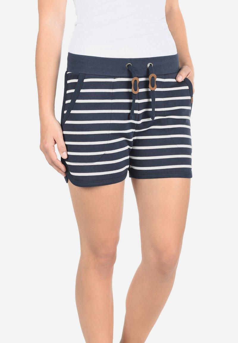 Blendshe - KIRA - Shorts - navy