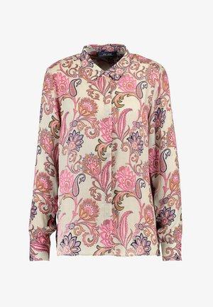 TAYLOR WEAVE - Button-down blouse - vintage rose