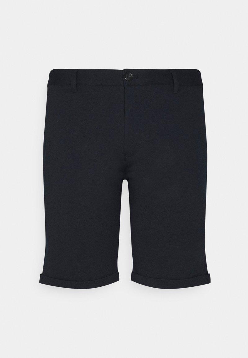 Shine Original - SUPER FLEX TAILORING - Shorts - navy