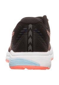 ASICS - GT-1000 8 - Zapatillas de running neutras - black/sun coral - 3