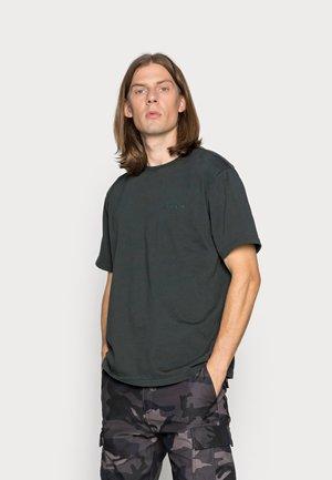 BAINE BASE - Basic T-shirt - dark green