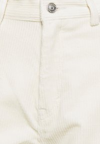 Weekday - LASHES TROUSERS - Trousers - cream - 5