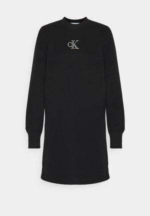 CUT OUT BACK DRESS - Kjole - black