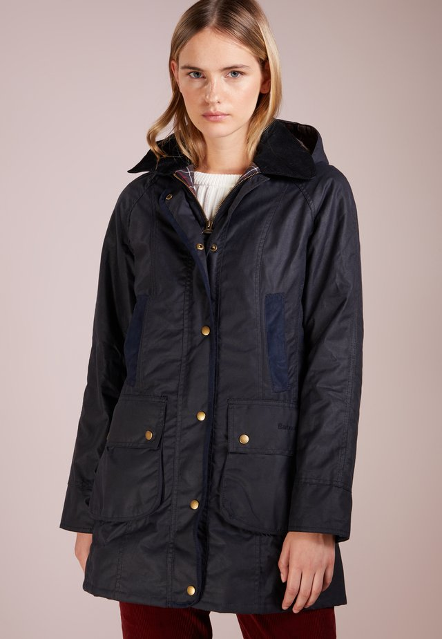 BOWER JACKET - Parka - navy