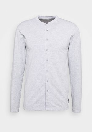 GALLOT GRANDAD - Shirt - grey