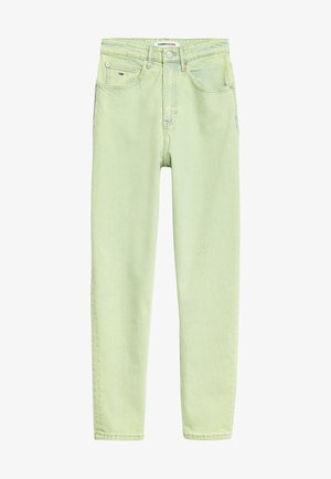 Jeans Tapered Fit - faded lime com