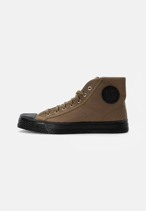 MILITARY HIGH TOP - Baskets montantes - military green