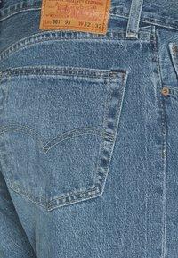 Levi's® - 501® '93 STRAIGHT UNISEX - Jeans straight leg - blue denim - 5