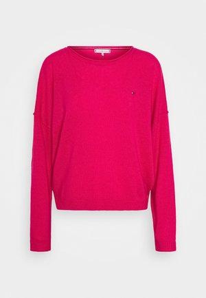 Sweter - bright jewel
