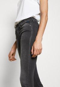 Replay - NEW LUZ  - Jeans Skinny Fit - dark grey - 4