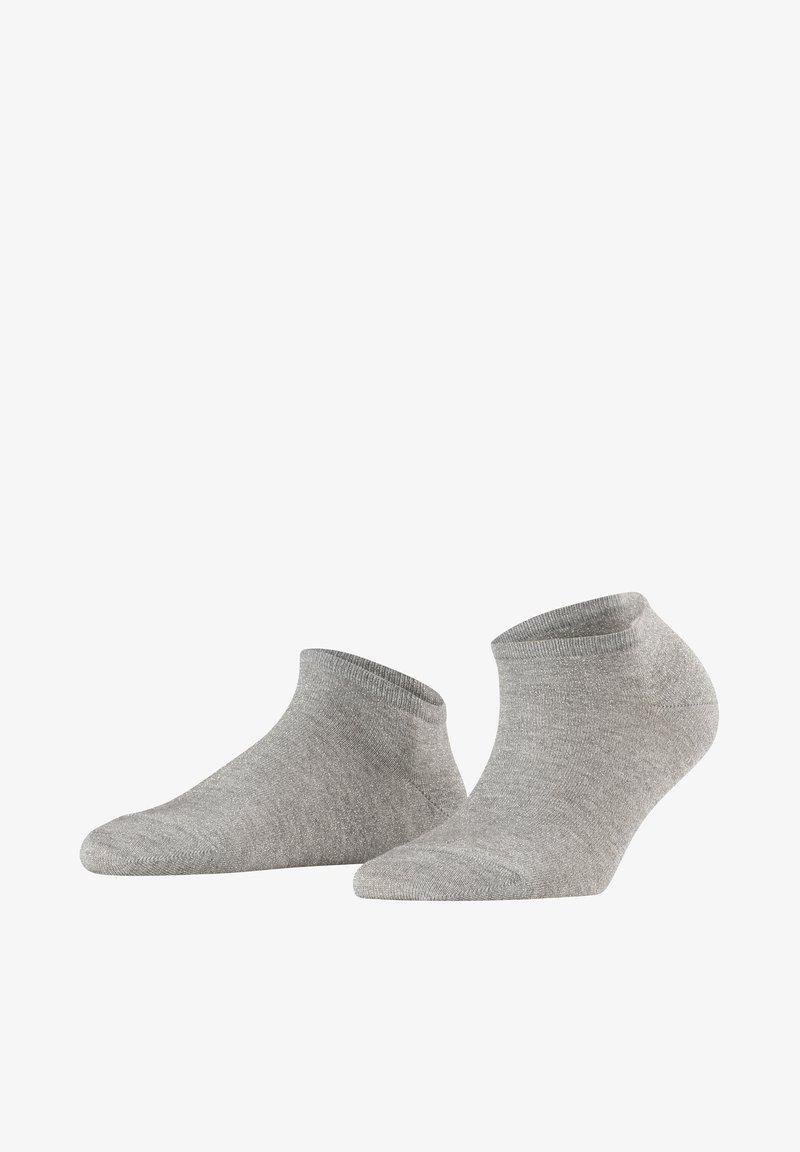 FALKE - SHINY - Socks - fume