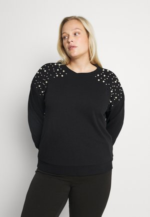 CARENNA SWEAT - Sweatshirt - black