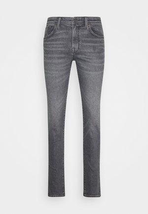 SLHSLIM LEON - Jeans Slim Fit - medium grey denim