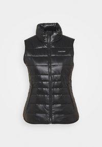 Calvin Klein - VEST - Waistcoat - black - 3