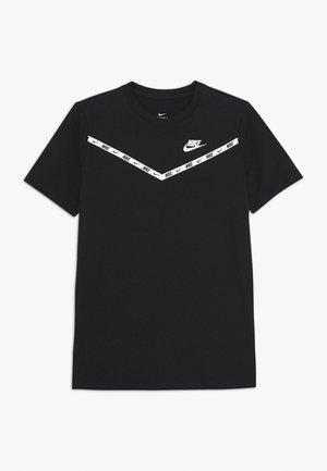 CHEVRON - T-shirts print - black