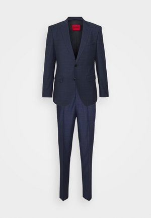 JEFFERY SIMMONS - Suit - dark blue