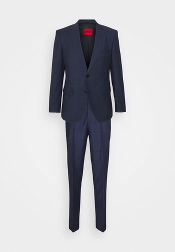 JEFFERY SIMMONS - Suit - dark blue