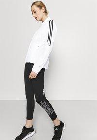 adidas Performance - MARATHON  - Sports jacket - white - 3