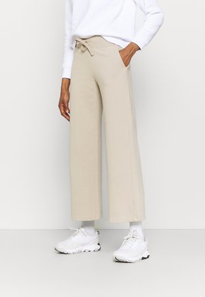 ORIGINAL LIGHT WIDE - Trousers - celsian beige