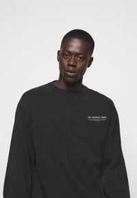 The Kooples - Sweatshirt - black washed - 3