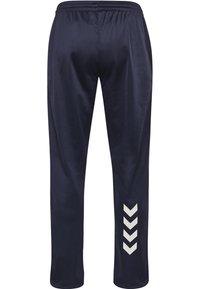 Hummel - TWO PIECE SET - Training jacket - atlantis/marine - 4