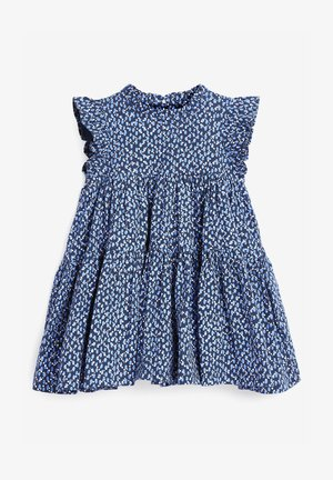 Day dress - blue