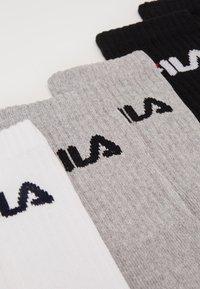 Fila - 6 PACK - Socks - classic - 1