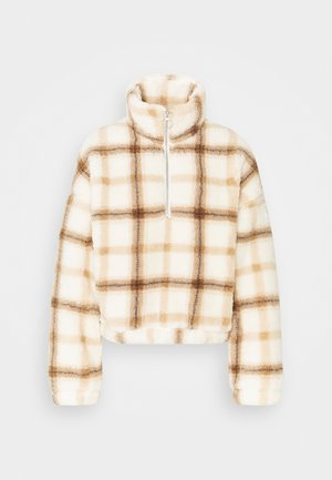 SHERPA - Winter jacket - plaid
