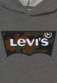 Levi's® - BATWING HOODIE - Bluza z kapturem - charcoal heather - 3