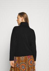 Opus - GLISE - Sweatshirt - black - 2