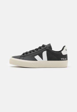 CAMPO - Sneakersy niskie - black/white