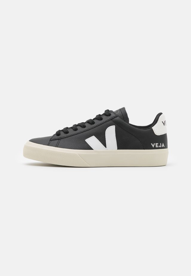 CAMPO - Sneakers basse - black/white