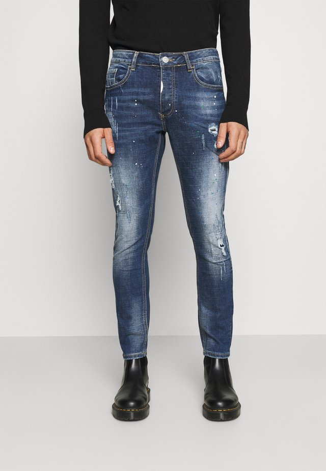 ICARDI - Jeans Slim Fit - mid blue