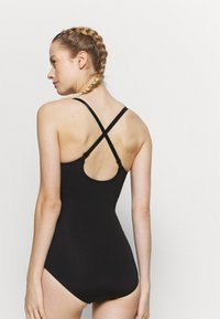 Bloch - ZENA SUPPORT BRA - Leotard - black - 3