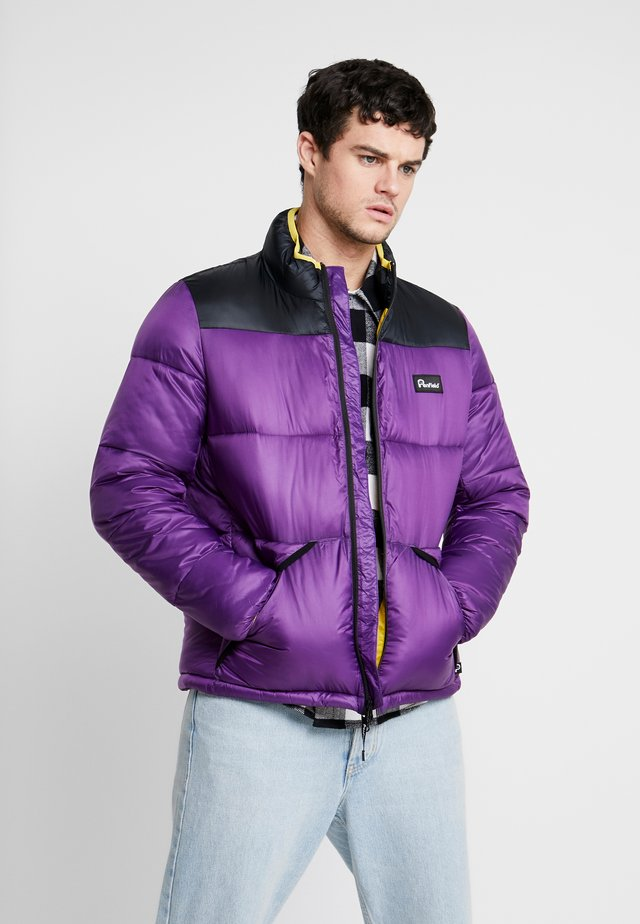 WALKABOUT - Chaqueta de invierno - purple magic