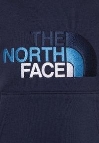 The North Face - DREW PEAK HOODIE - Luvtröja - shady blue - 2