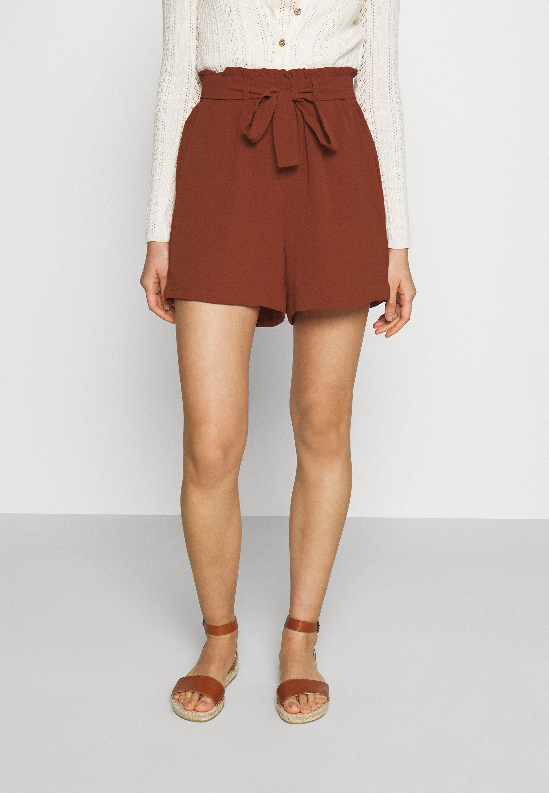 Women ONLLAVENDER PAPERBAG - Shorts
