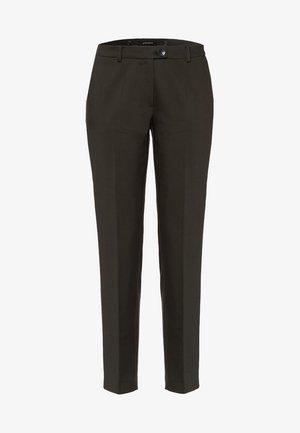 HEDY - Trousers - dark green